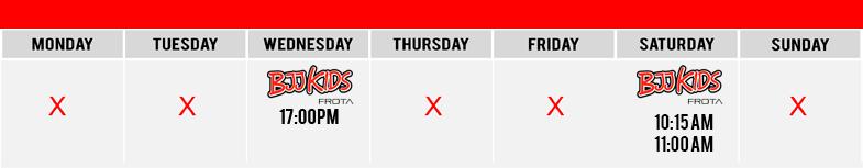 schedule-kids